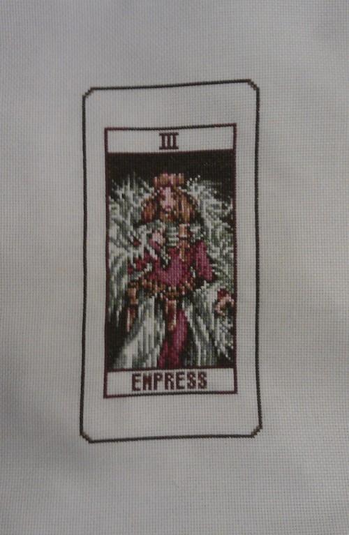 Empress WIP 7